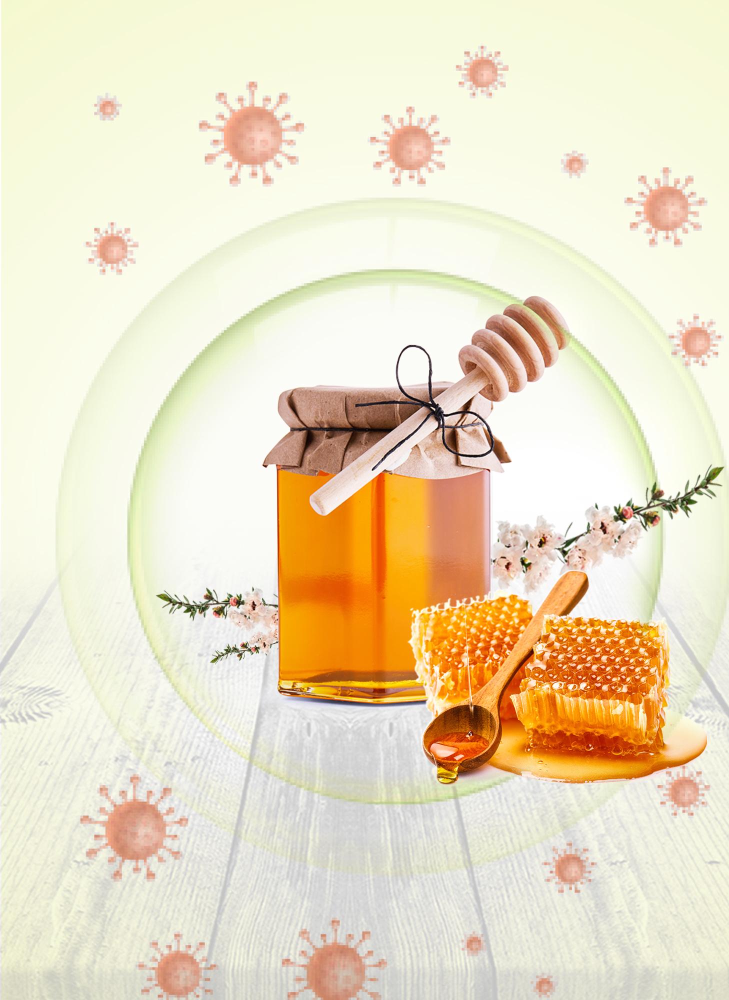 manuka honey produced-Healthy 5