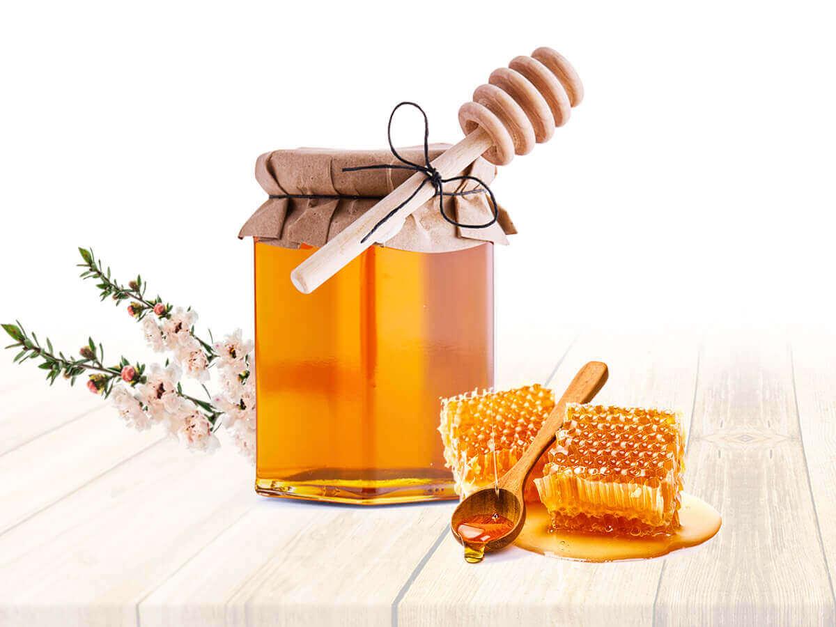 healthy 5 honey